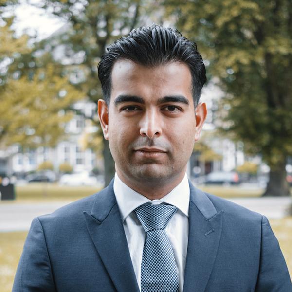 Danish Siddiqui advocaat